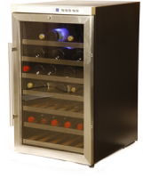 Free-Standing Wine Cabinet